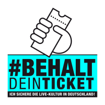 #BehaltDeinTicket